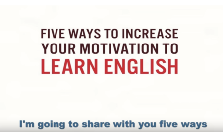 Increase your motivation to learn